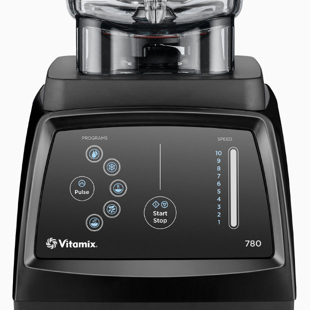 how to turn on vitamix 750