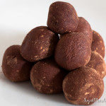 Chocolate Walnut Truffles