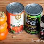 New pumpkin smoothie ingredients