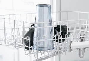 Vitamix S30 container in dishwasher