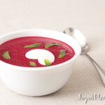 Vitamix Beet Soup