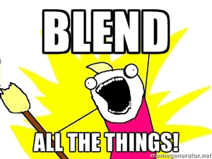 BLEND-ALL-THE-THINGS