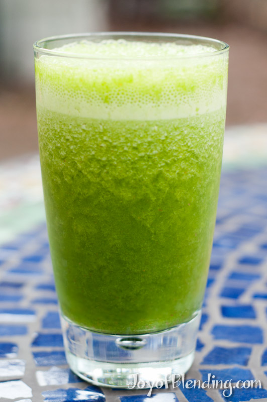Spicy Green Drink