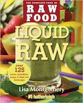 Liquid Raw Book