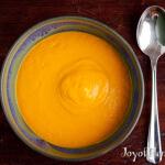 Vitamix Carrot Soup