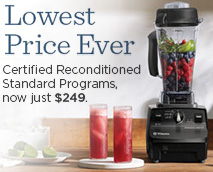 Lowest Price Ever Vitamix Sale