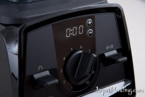 V1200 Dome switch buttons on front panel
