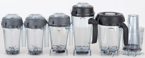 All Classic Vitamix Containers