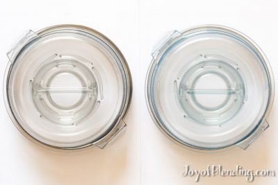 Lids for stainless steel container and Tritan 48-oz container