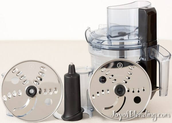 Vitamix Food Processor cutting discs and s-blade